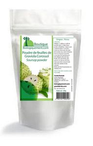 Acheter du Graviola Corrosol en poudre sur Biologiquement.com